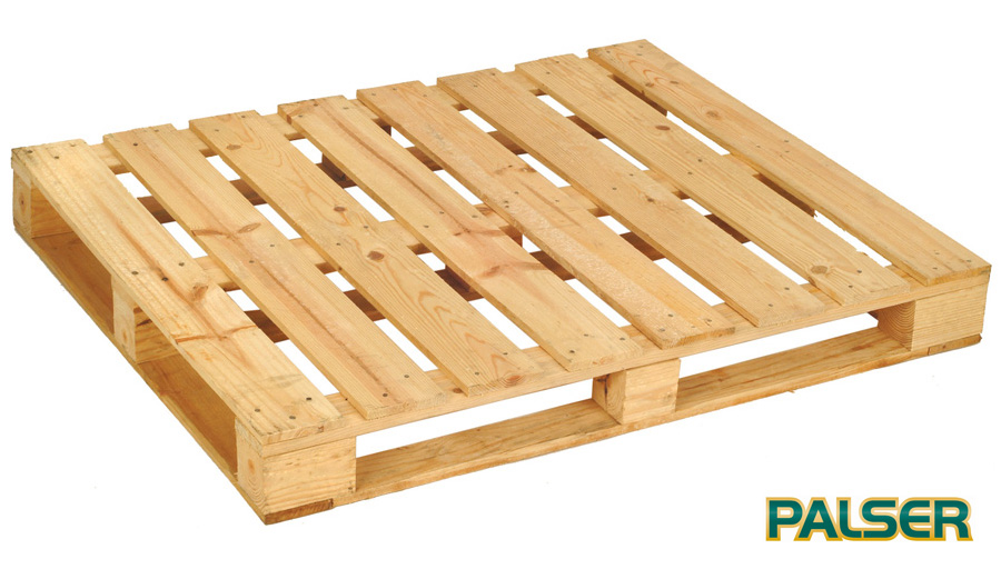 4 Way Entry Perimetrical Pallet And Closed Runner