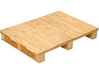 4 way panel deck pallet