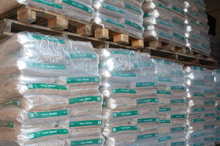 Saco de pellets precio interesting saco pellets skretting - Pellets bricomart ...